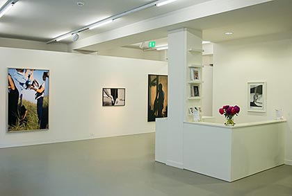 Exhibition at Fotografie Forum Frankfurt